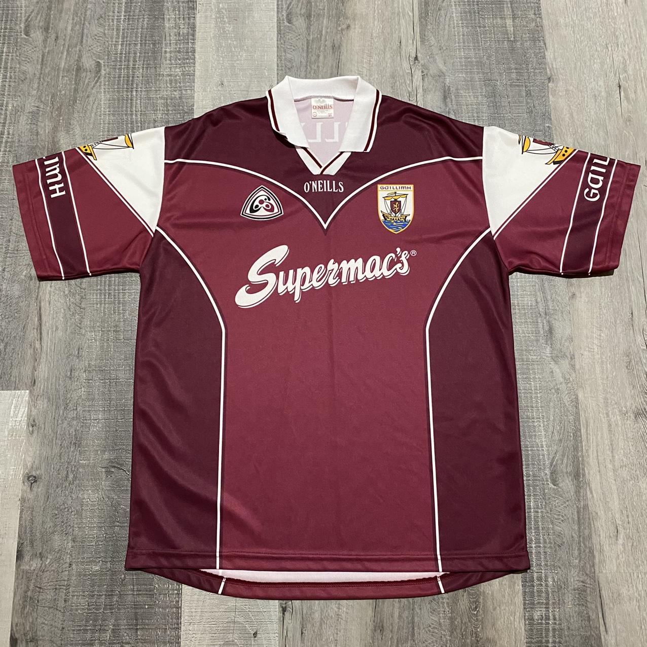 Product Image 1 - Vintage Gaillimh GAA O'NEILLS Jersey