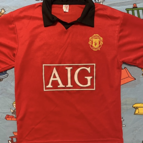 Product Image 1 - Manchester united cristano ronald jersey  Size: