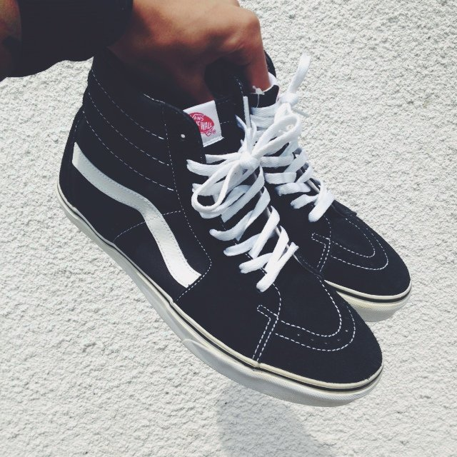vans old school hightops