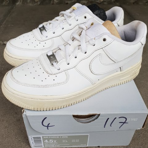 802b6d4345d -- RESERVED -- Do not buy! No refund ✈ NIKE Air Force 1 '07 - Depop