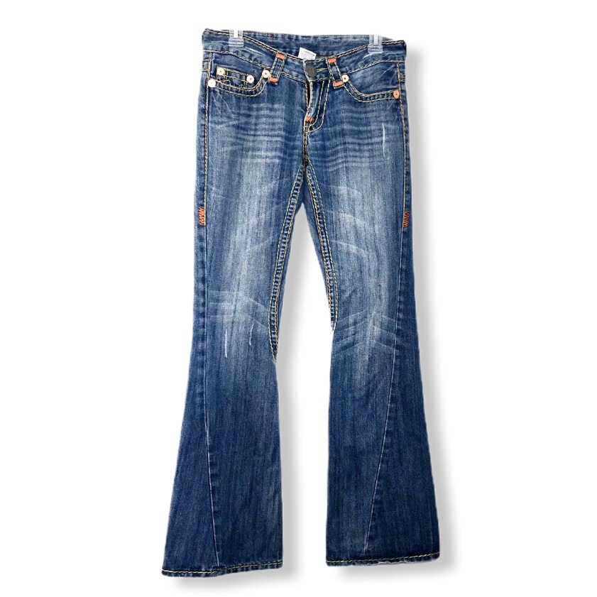Product Image 1 - True Religion Distressed Flare Style