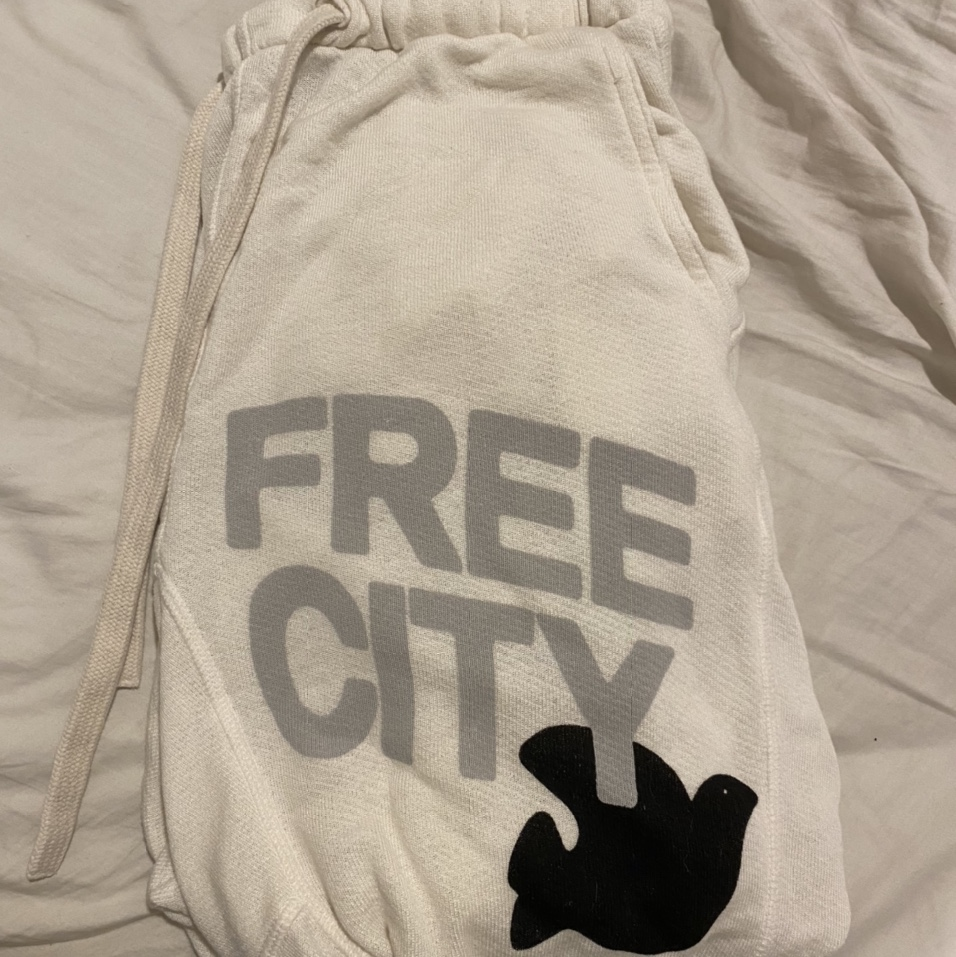 Product Image 1 - white free city sweats in