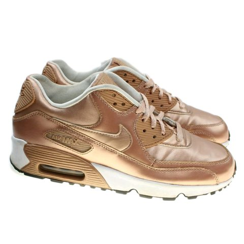 air max 90 se ltr rose gold