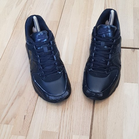 d58bc0bceb @pufosu707. 11 days ago. Greater London, United Kingdom. Nike Air Max  Command Triple Black Size 5.5. Used but ...