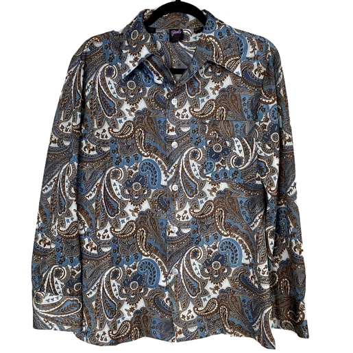 Product Image 1 - VINTAGE JOEL CALIFORNIA BUTTON UP