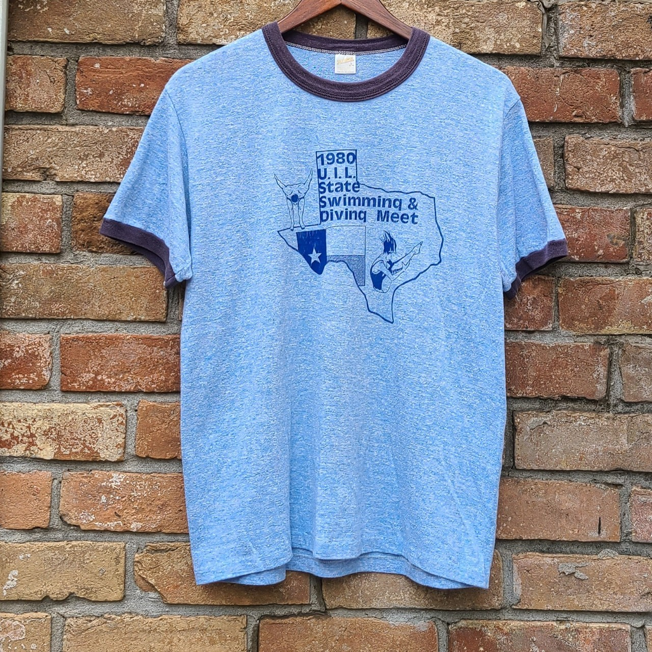 Product Image 1 - 🏊♂️🏊♀️ vintage 1980 Texas swimming