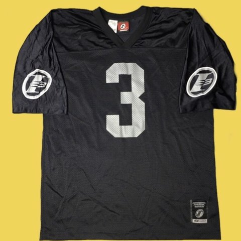 06691dcc274 @hatswithasnap. 15 days ago. Tempe, United States. VINTAGE ALLEN IVERSON  REEBOK I3 FOOTBALL JERSEY.