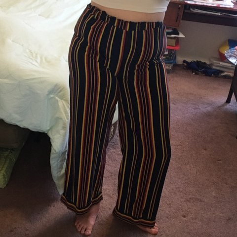 a8f4a10872 @citypop79. last month. Hawthorne, United States. FASHION NOVA cute beach/lounge  pants! the primary colors ...