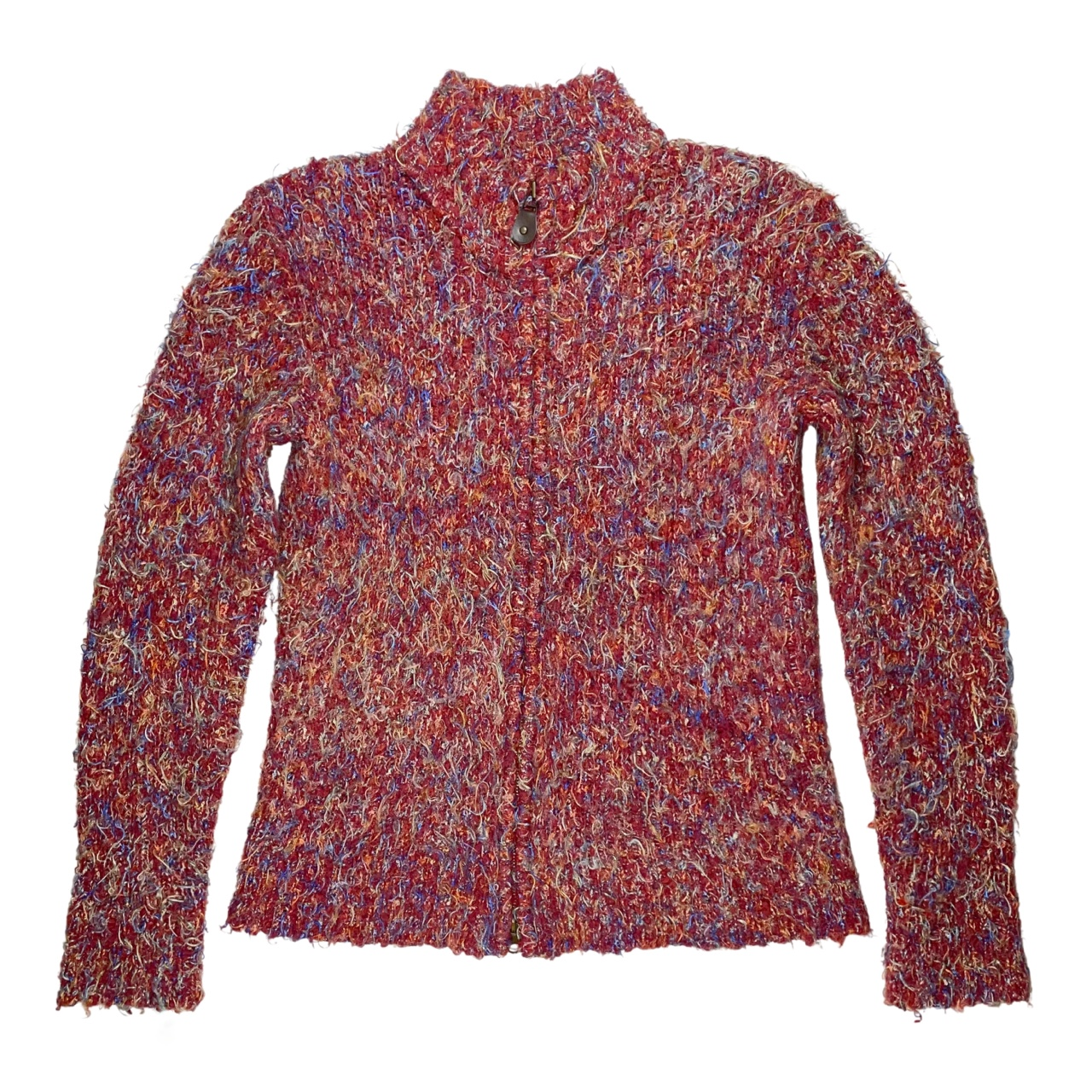 Product Image 1 - Nordstrom colorful thread zip up
