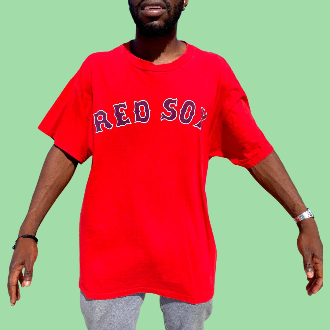 Product Image 1 - Vintage Russell Boston Red Sox