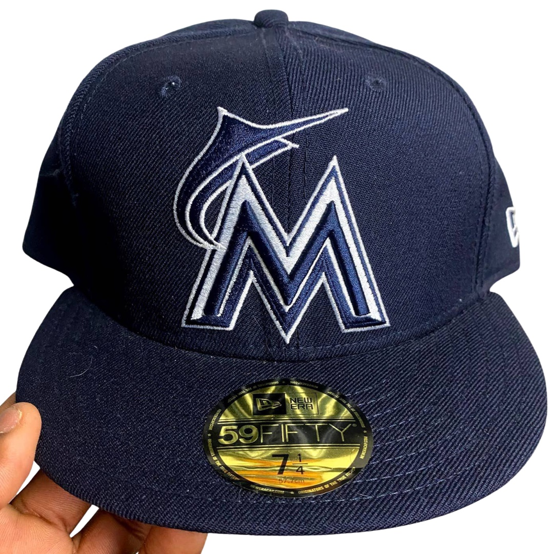 Product Image 1 - New era Miami marlins fitted