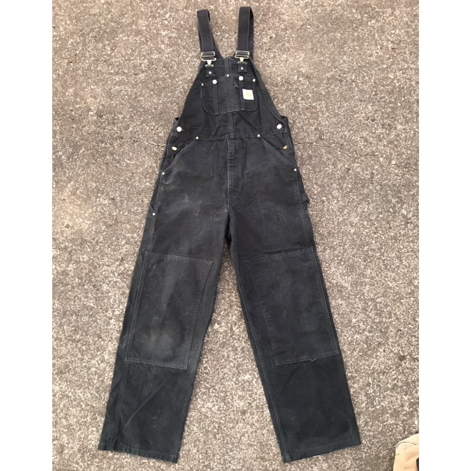 Product Image 1 - Carhartt overalls  Size NA but measurements