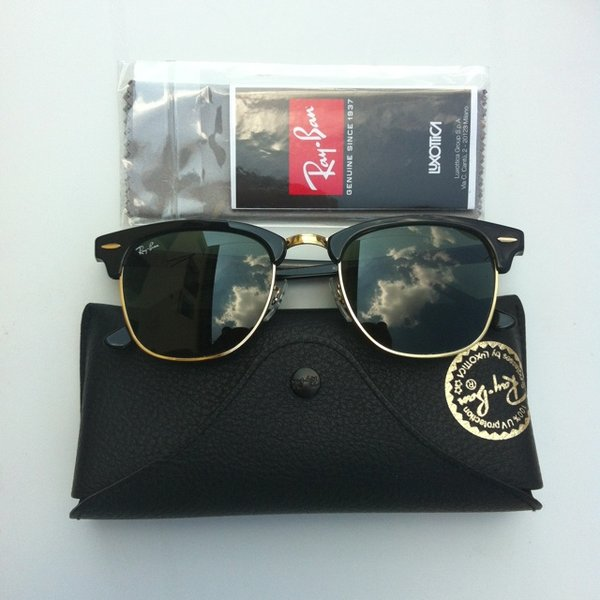 1bc044541 ray ban clubmaster 51-21 | Money in the Banana Stand
