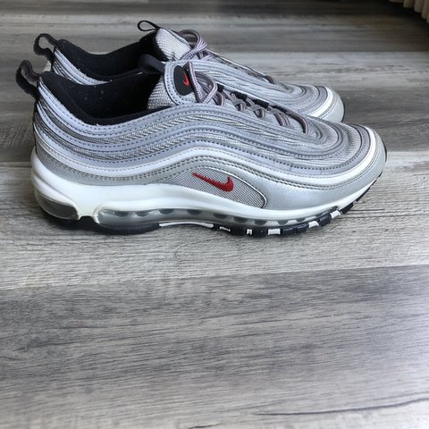 c5c5b6c778 @ggarc045. 5 days ago. Colton, United States. Nike Airmax 97 Silver Bullet