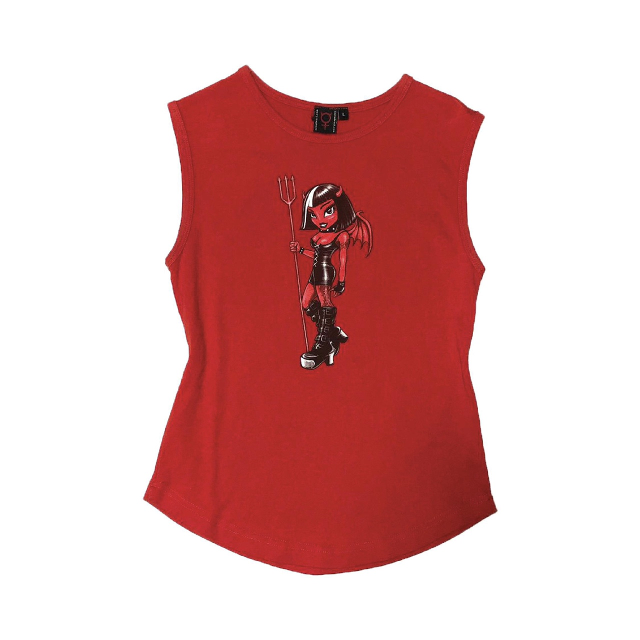 Product Image 1 - vintage 90s/2000s MALL GOTH TANK