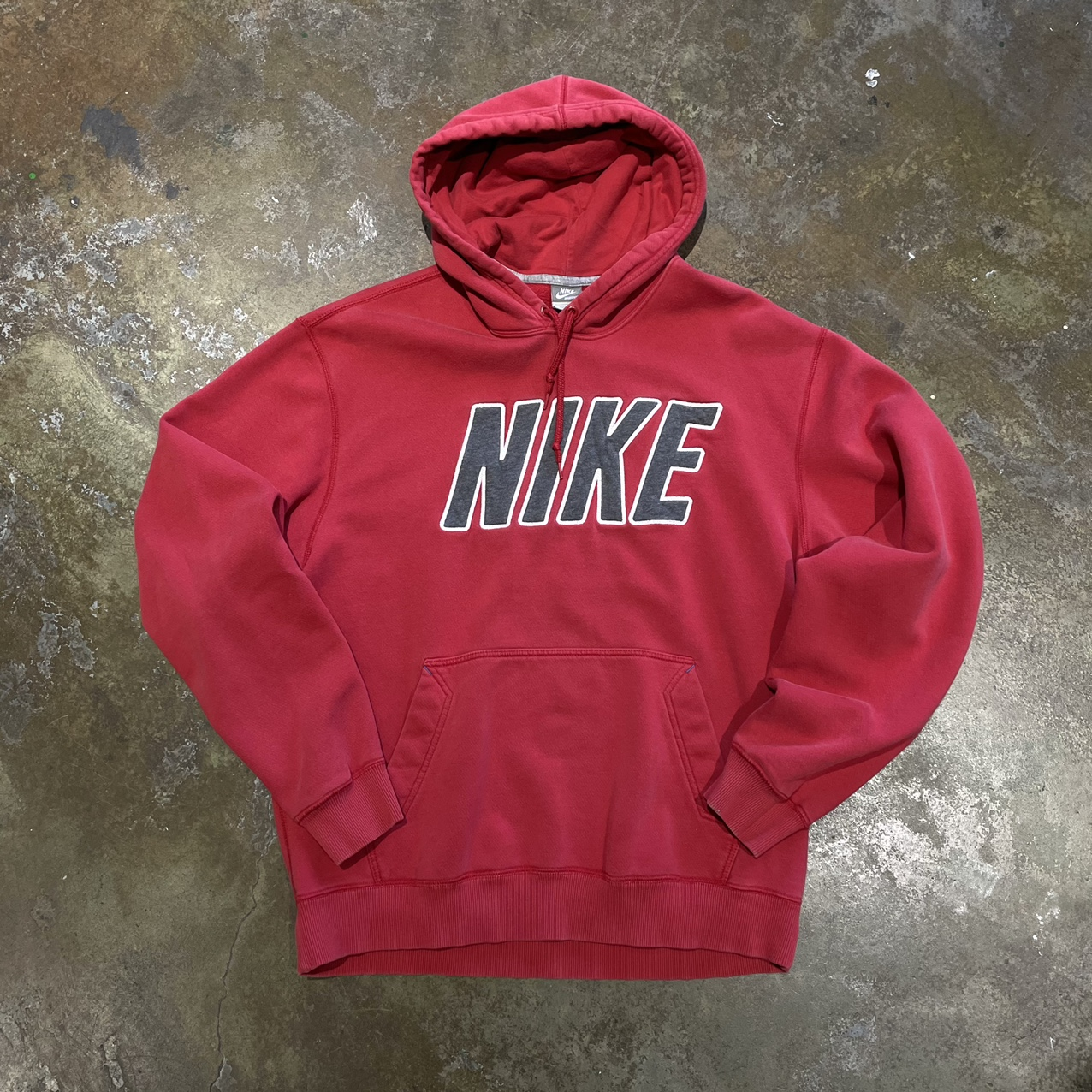 Product Image 1 - 00s Nike Hoodie 25x29 Good condition.