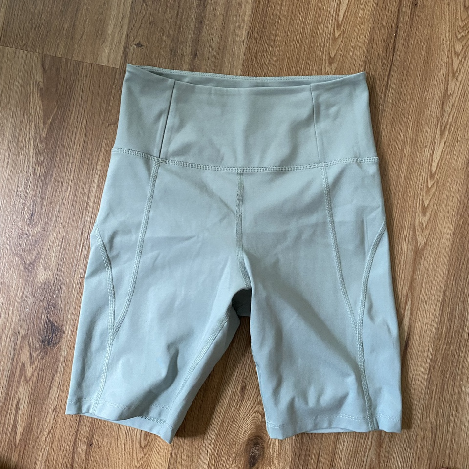 Product Image 1 - Girlfriend Collective bike shorts Agave green