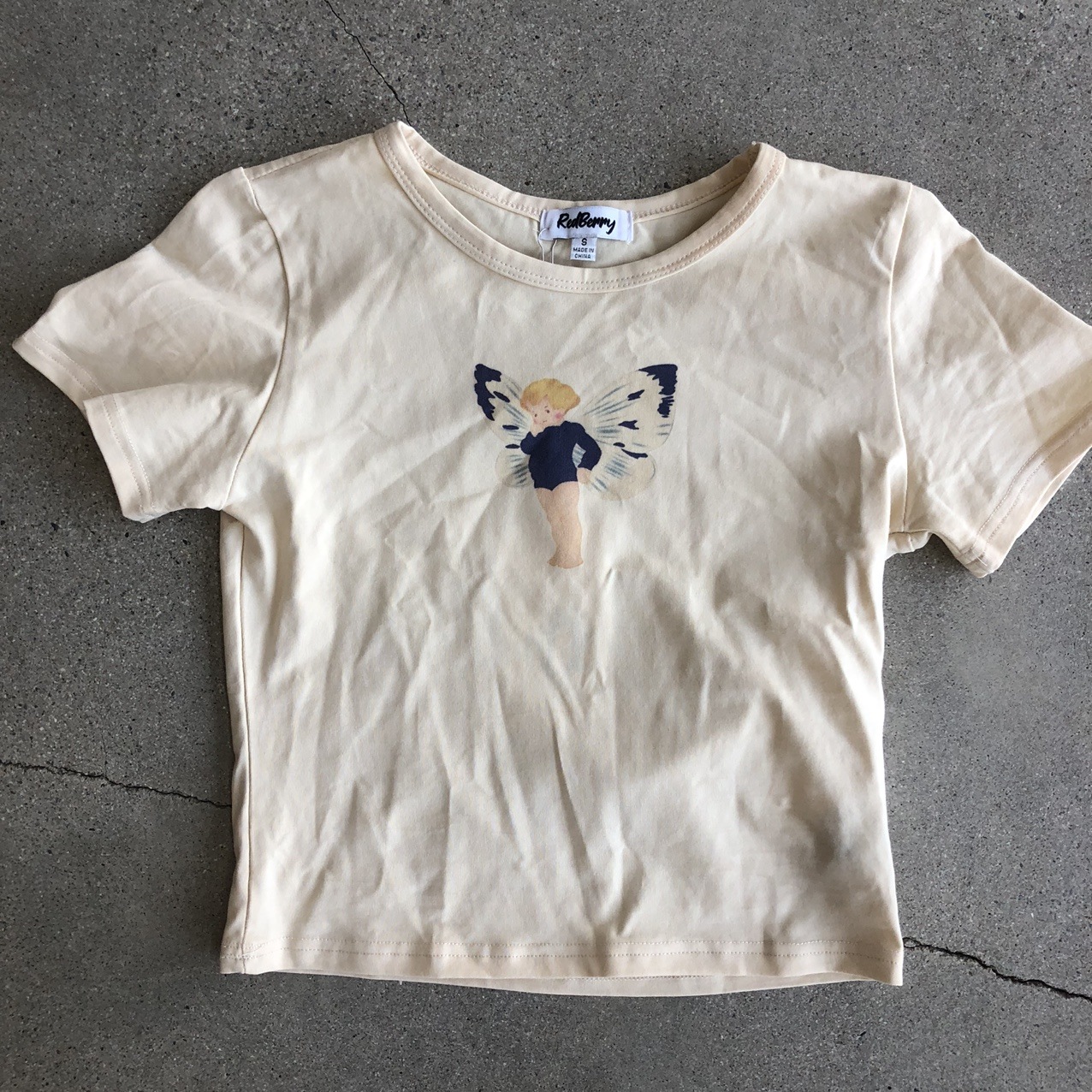 Product Image 1 - Adorable fairy baby tee🧚🏼 Originally purchased