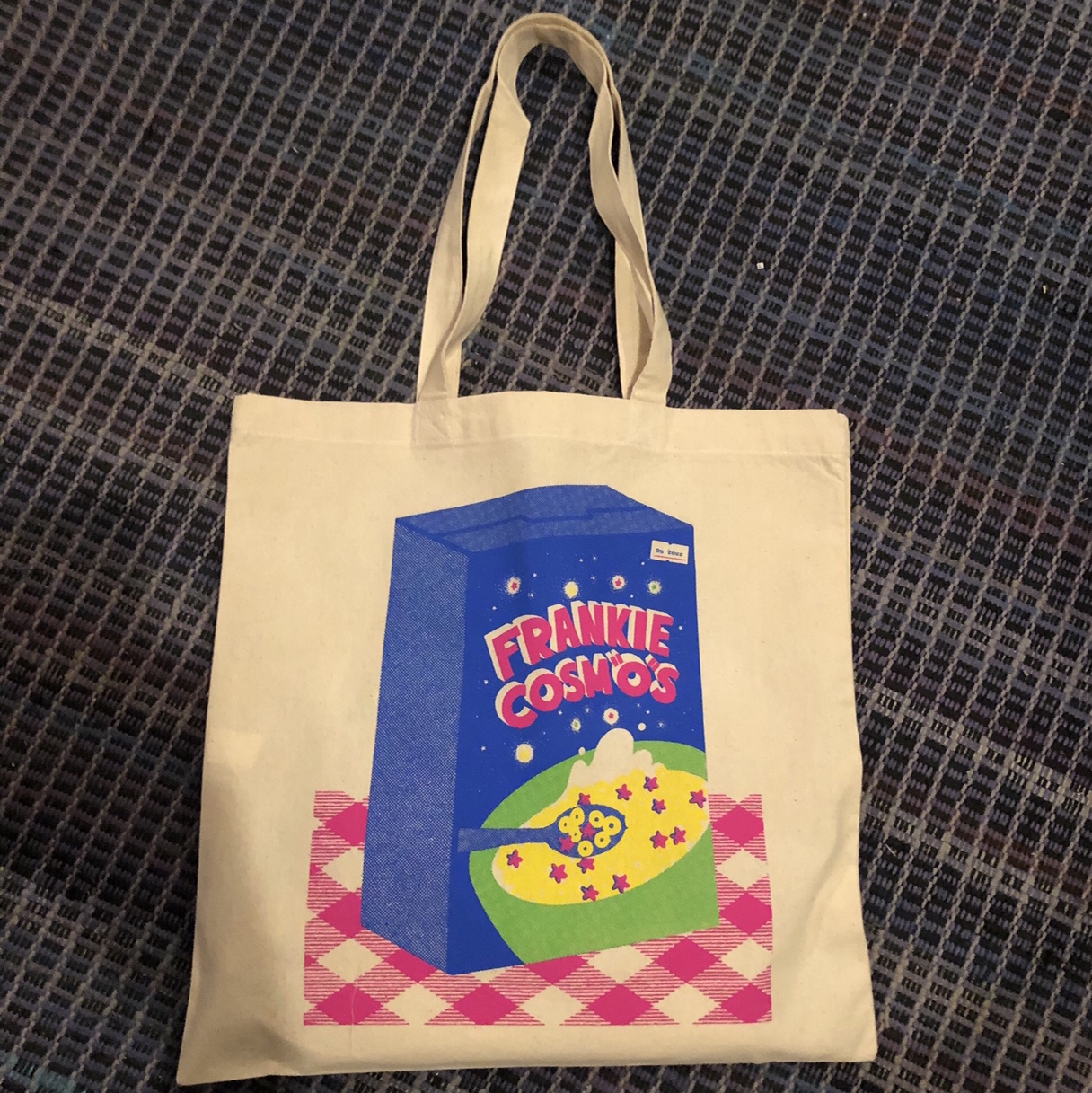 """Product Image 1 - Freakin adorable Frankie Cosm""""o""""s Cereal"""